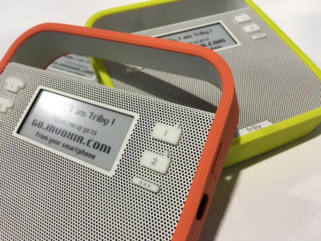 Kitchen Communicator Triby Uncouples Amazon's Alexa From Echo