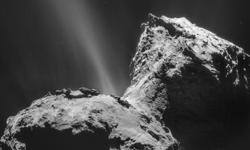 Philae Lander Communicates From Comet After Seven Months of Silence