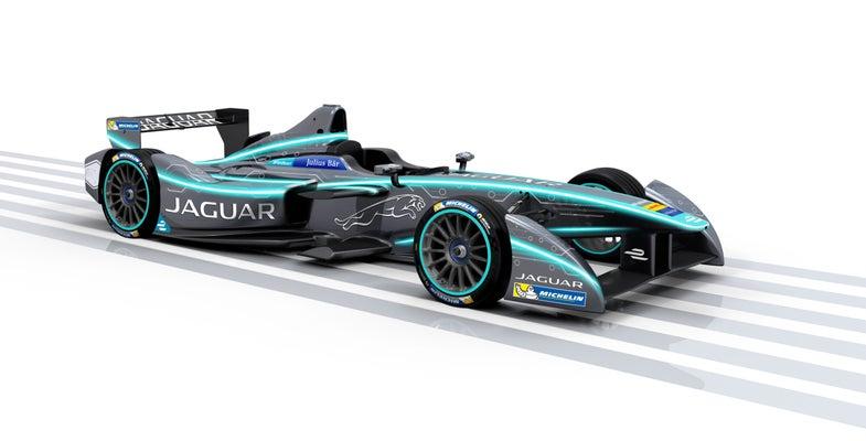 Jaguar Land Rover Returns to Racing
