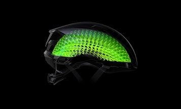 Trek's new bike helmet mimics your brain's protective fluid