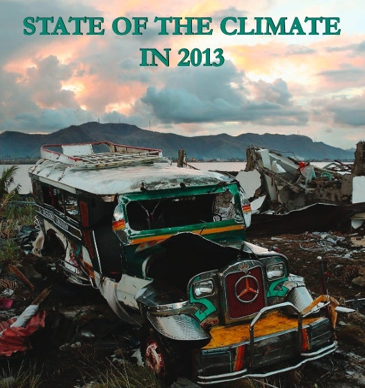 'State Of The Climate' Report: Continued Disruption
