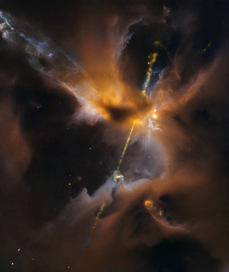 This Star Is Ready For A War: NASA Finds Lightsaber In Space