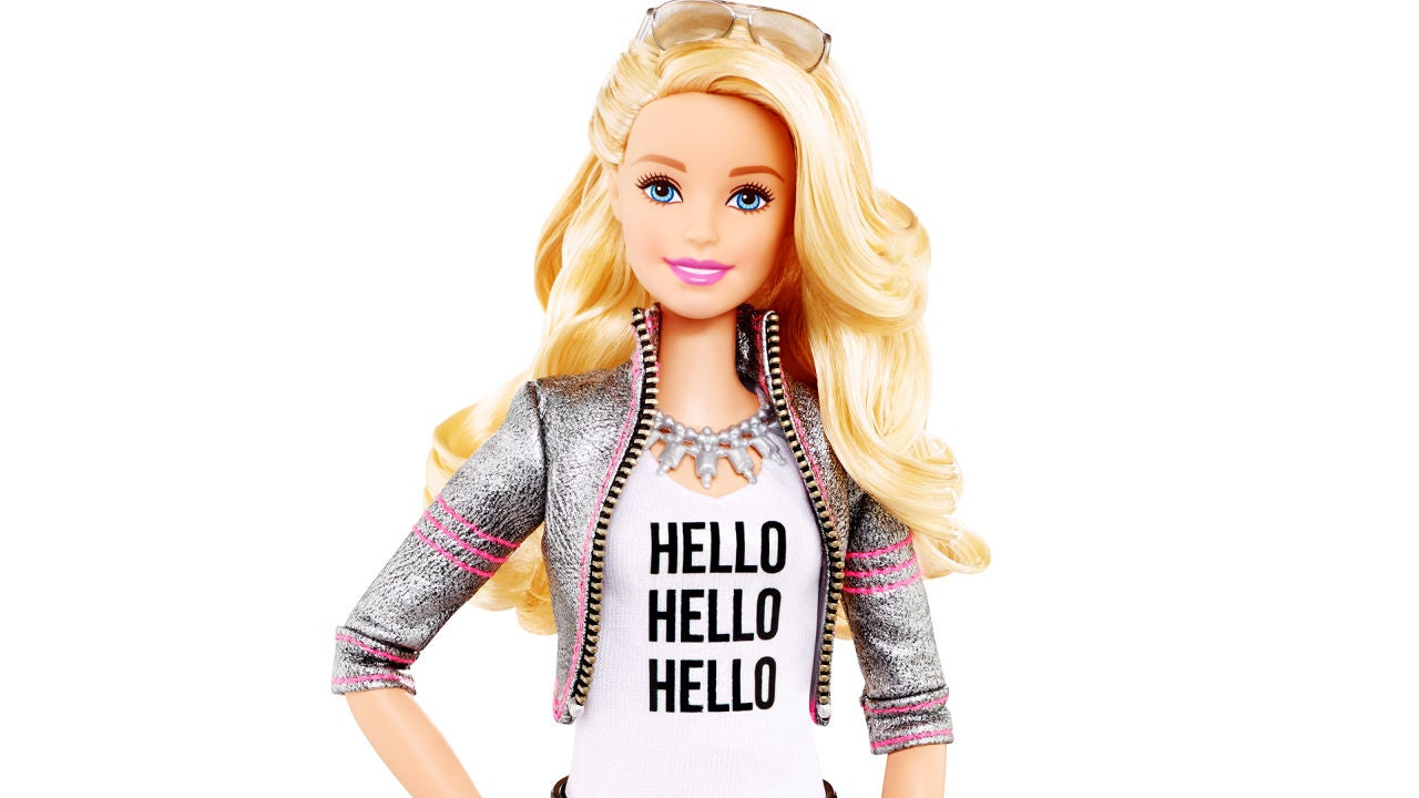 New Barbie Sends Kids' Private Thoughts To The Cloud