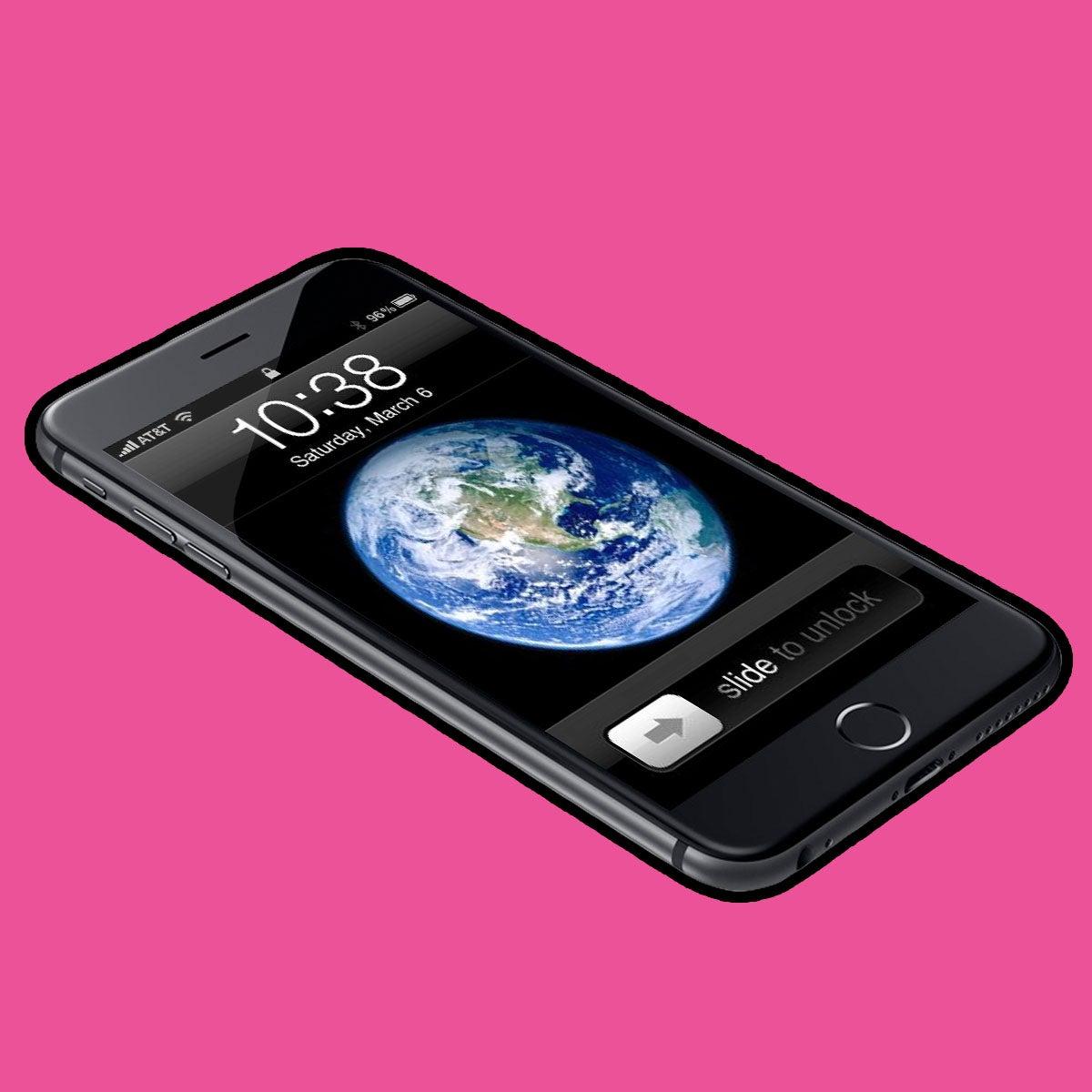 Earth – iPhone