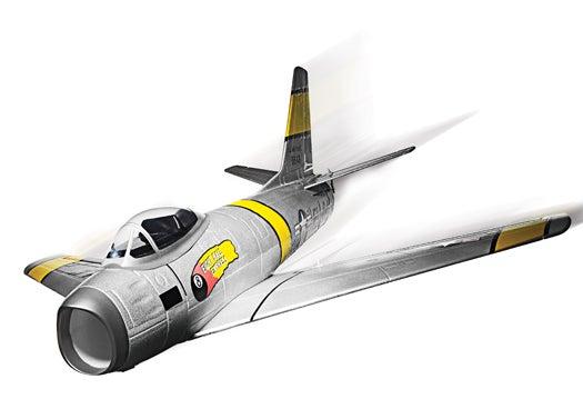 The Fastest, Lightest, Most Maneuverable R/C Jet Plane