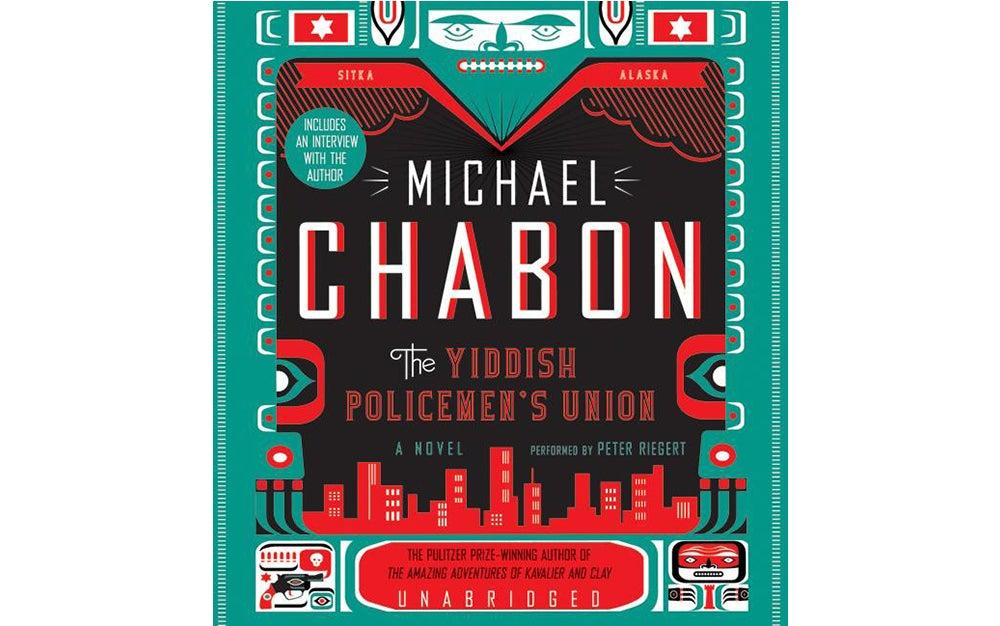 Yiddish Policeman's Union Michael Chabon