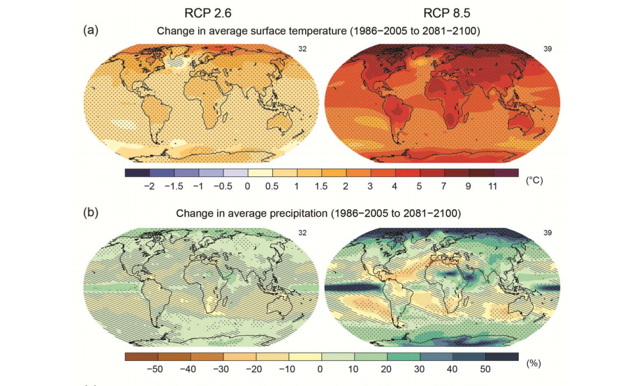 IPCC Still Really, Really Sure We're Causing Climate Change