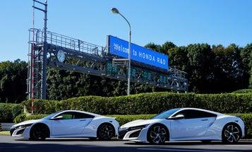 Dreams, Fantasies, and Realities: Inside Honda's Japanese R&D Lab