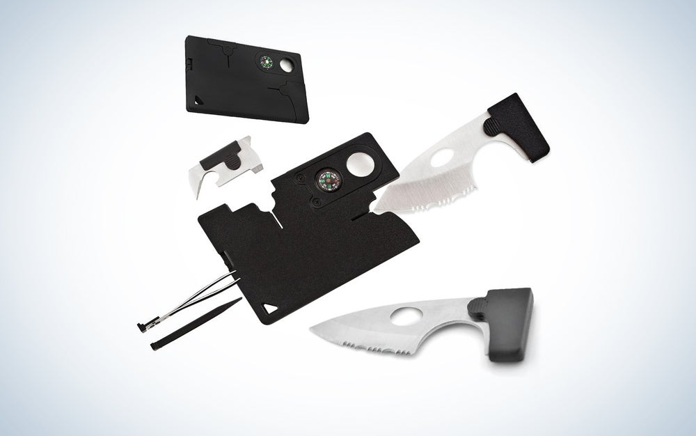 A card-sized multi-tool for 74 percent off? I'd buy it.