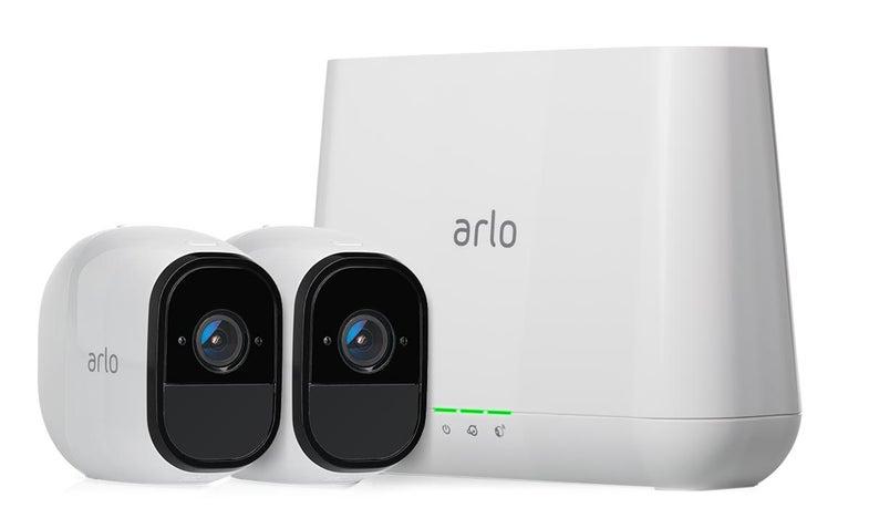 Netgear Arlo Pro Security Camera Review