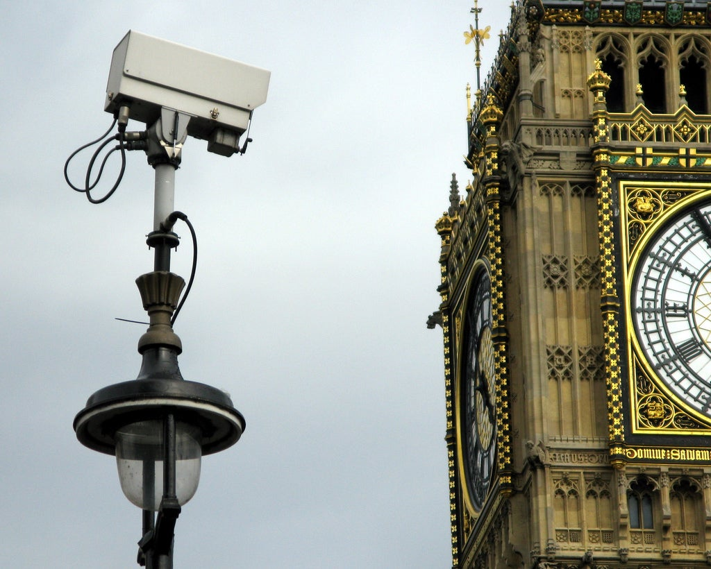 UK Citizens Can Catch Crimes on Closed-Circuit Cameras for Cash