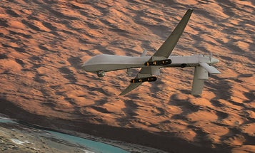 One Third of the Military's Aircraft Are Now Drones