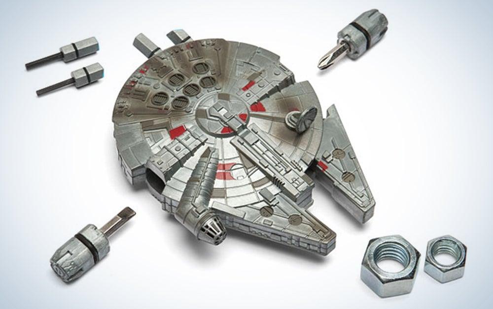 Millennium Falcon multi-tool