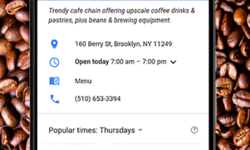 Google Wants To Help You Avoid Long Lines