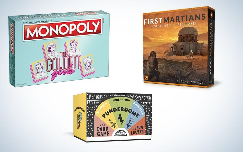 ThinkGeek Board Game Sales
