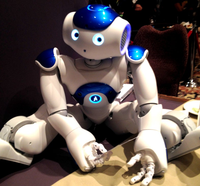Medi from RX Robots helps kids in hospitals.