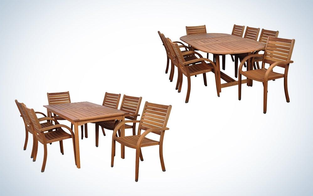 Amazonia outdoor furniture