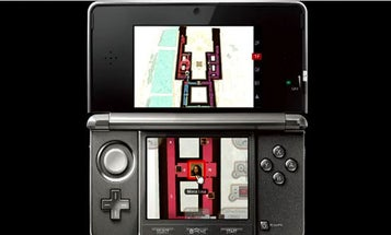 The Louvre Replaces Old Boring Audio Tours With Nintendo 3DSes