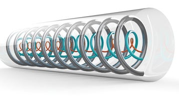 Coiled Beams Of Light Send 100 Terabits Per Second Through The Air