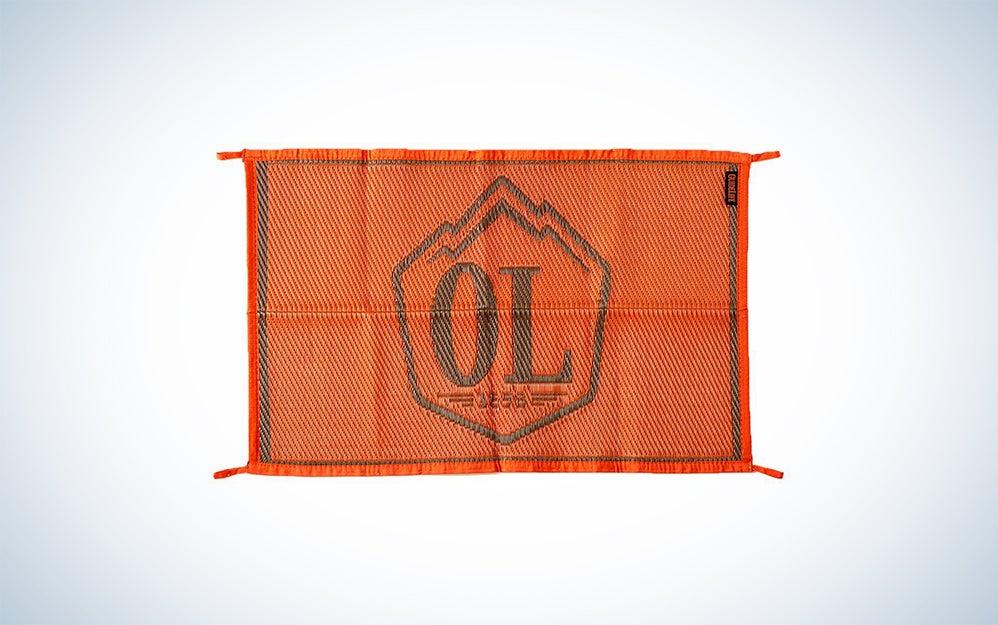 OL Guide Life camping mat