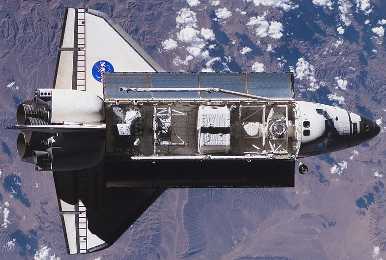 No Shuttle Launch For At Least Another Week, NASA Says