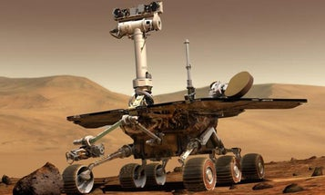 RIP, Spirit: NASA to Cease Trying to Contact Its Silent Mars Rover