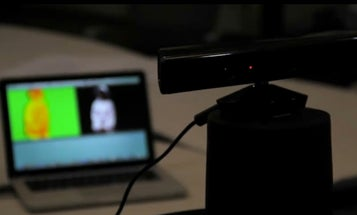 MIT's Kinect-Powered Real-Time Hologram System Could Bring Holographic Video Chat Home