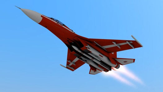 Turning Retired Military Jets into Next-Gen Nano-Satellite Launchers
