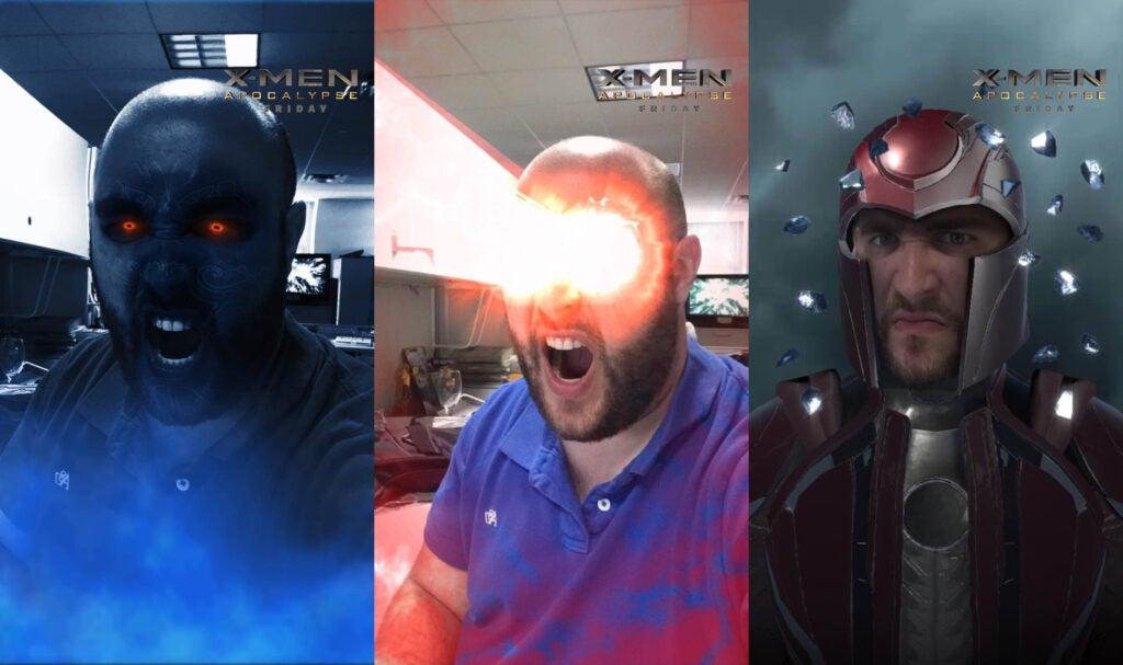 """X-Men"