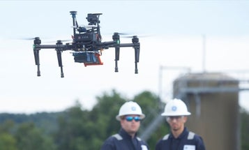 General Electric Introduces Raven Drone For Oil Companies