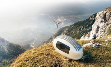 Ecocapsule Provides A Hub Away From Home