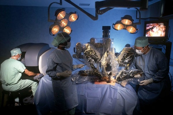 Turning Microsoft's $150 Kinect Into a $50,000 Piece of Surgical Equipment