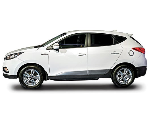 The First Mass-Produced Hydrogen Car