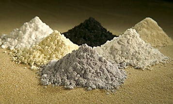New $120 Million Department Of Energy Center Will Tackle Rare Earths Shortage