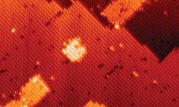 Researchers Assemble Teeny Working Transistor From Seven Atoms