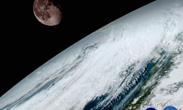 Check out these gorgeous new images of Earth From the GOES-16 satellite