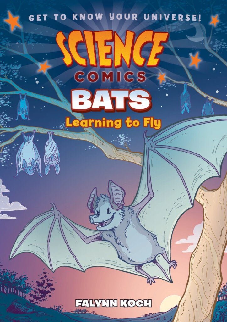 Bats by Falynn Koch