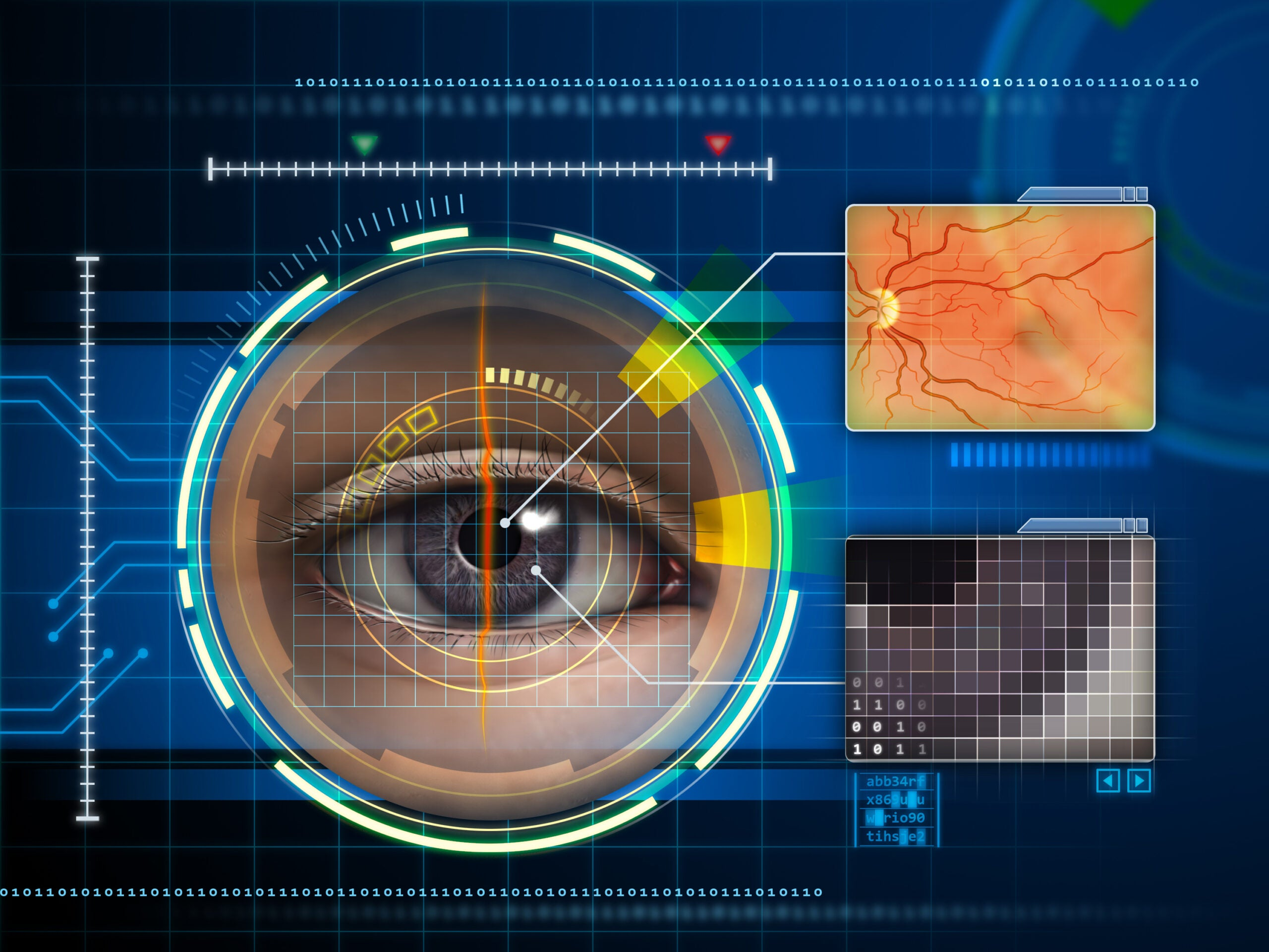 7 Surprising Biometric Identification Methods