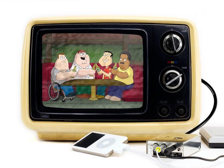 Give an Old TV a Rerun