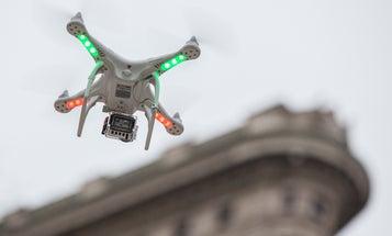 DJI Phantom RC Quadrotor UAS Review: A Powerful Personal Drone That Knows Its Place