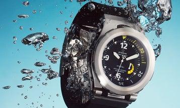 The Deep-Diving Watch