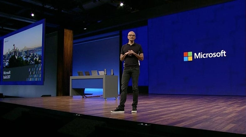 A non-developer's guide to all the stuff Microsoft announced at its Build 2017 conference