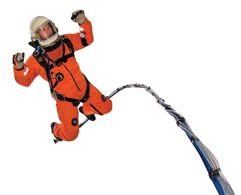A DIY Pressure Suit for Near-Space Adventures