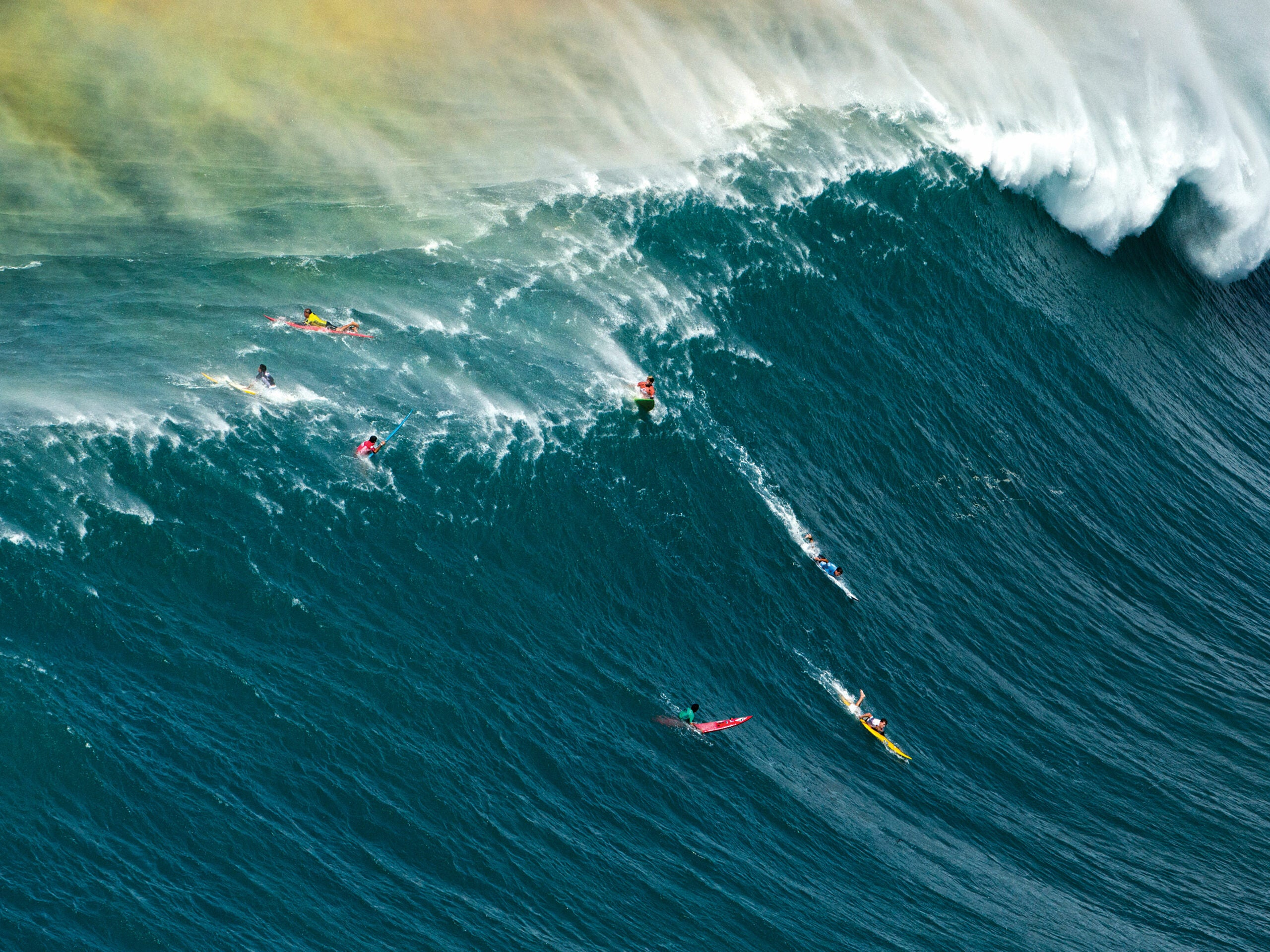 This Could Be The Most Epic Surfing Season Of All Time
