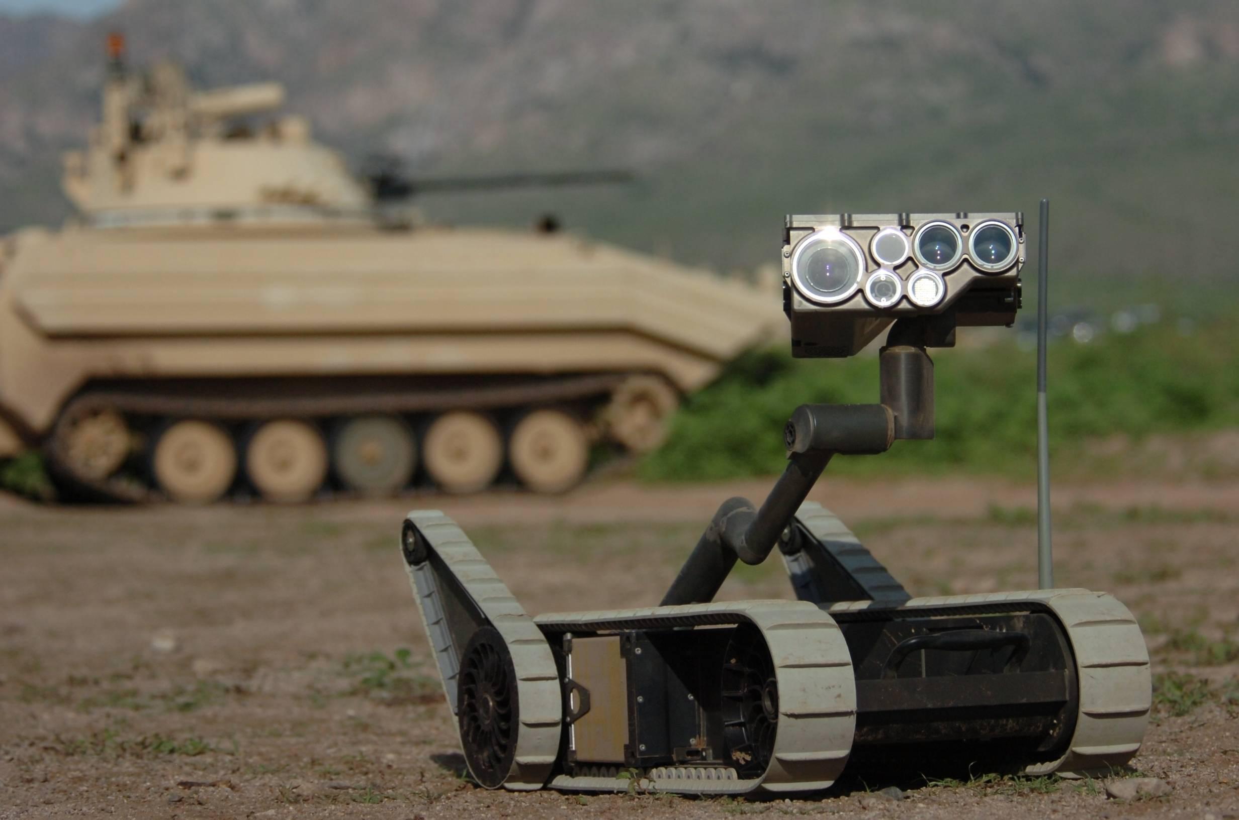 Remote Control Army Robot
