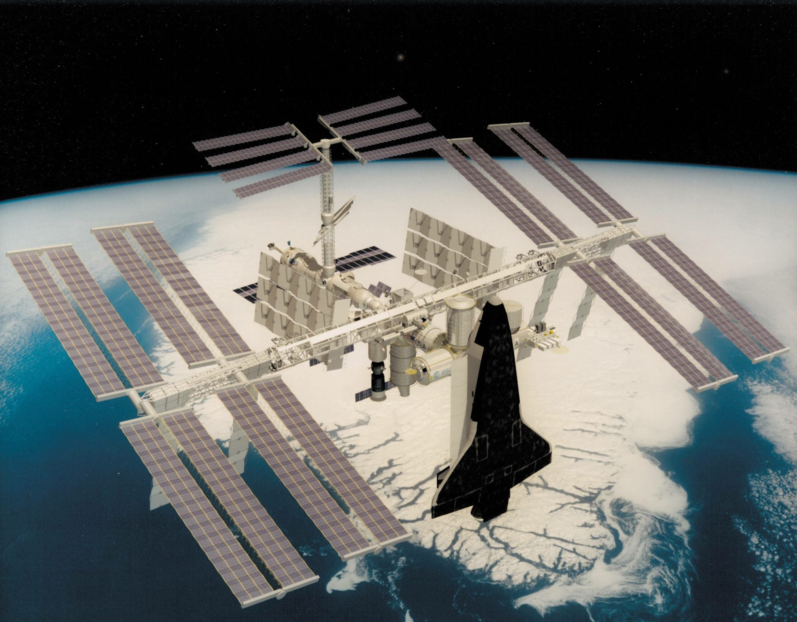 A Brief History of Space Stations before the ISS