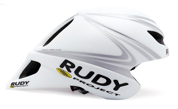 For Tour de France Time Trialers, A Sleeker, More Aerodynamic Helmet