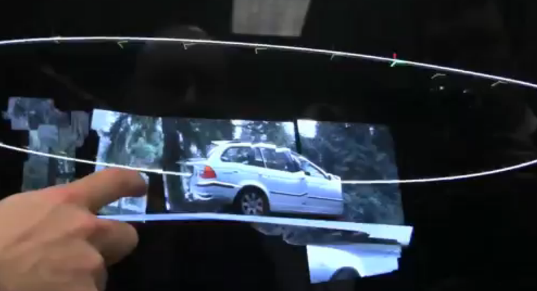 New Mobile App Builds Realistic 3-D Models From Cell Phone Camera Snapshots