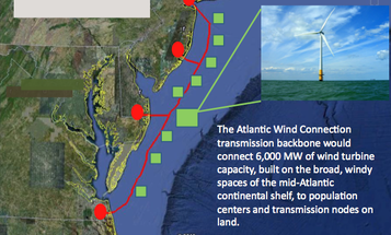 Giant Undersea Network Will Bring Offshore Wind Power to East Coast, With Google Investment