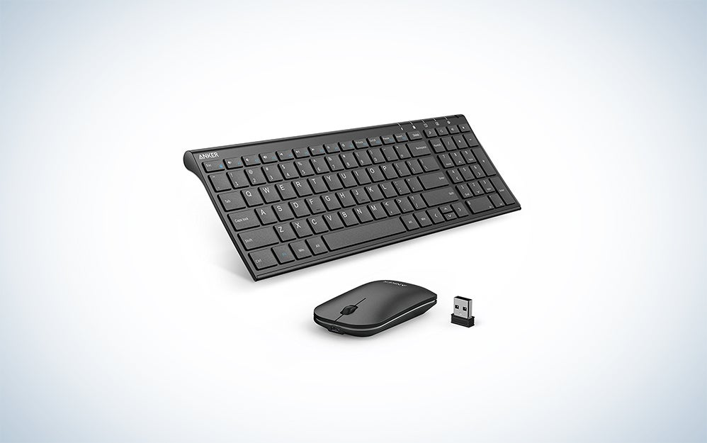 Anker wireless keyboard and mouse